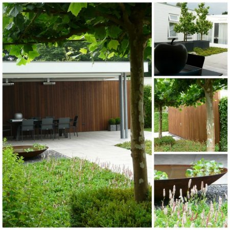 moderne tuin, vanDoorenTUINEN