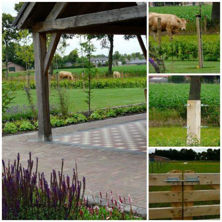 landelijk tuinontwerp vanDoorenTUINEN